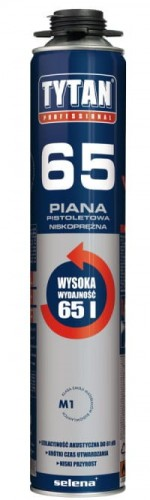 Piana pistoletowa Tytan O2 65  750ml